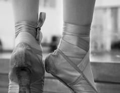 """- """"Why ballet?"""" -""""Because it embraces pretty much everything; power, sensitivity, grace, confidence, recognition. You can express yourself, show what you feel and think with one move, one look, one touch."""""""